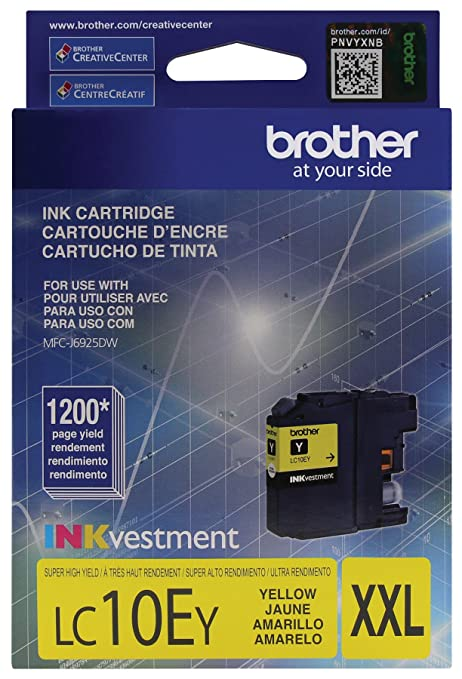 Amazon.com: Brother Impresora lc10ebk Super High Yield ...