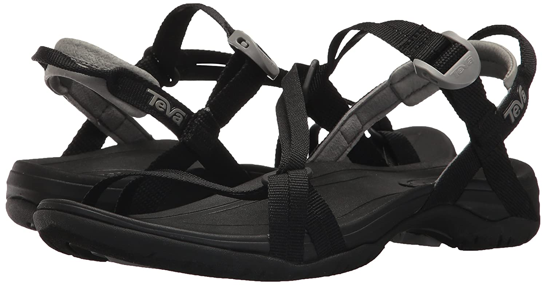 Teva Sandal Women's W Sirra Sport Sandal Teva B071WML547 6 B(M) US|Black 1c68e6