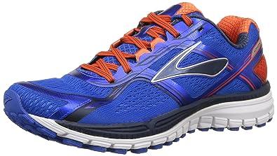 huge discount 316e3 429a4 Brooks Ghost 8, Chaussures de Tennis Homme, Bleu ( Spicyorange Dressblues  420