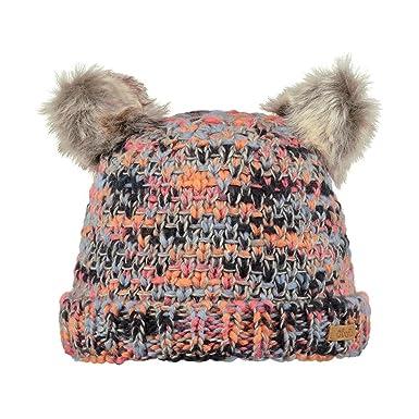 af2e1b25d8bbd6 Barts Kids Joy Beanie Heather Grey: Amazon.co.uk: Clothing