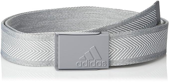 Amazon.com: adidas Heather Web - Cinturón para hombre: Clothing