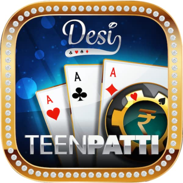 Amazon Com Desi Teen Patti Game Three Card Indian Poker