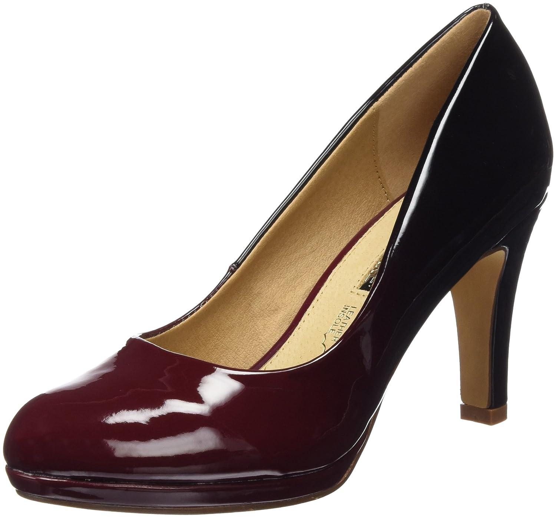 TALLA 37 EU. MTNG Originals 61303, Zapatos de tacón con Punta Cerrada para Mujer