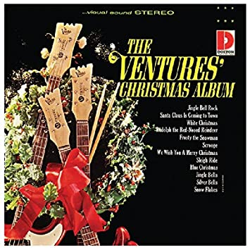 The Ventures' Christmas Album Deluxe Expanded Mono & Stereo Edition