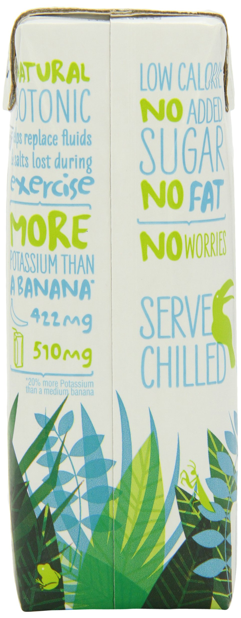 Harvest Bay – All Natural No Added Sugar Coconut Water - 8.45 Ounce (Pack of 12) by Harvest Bay (Image #4)