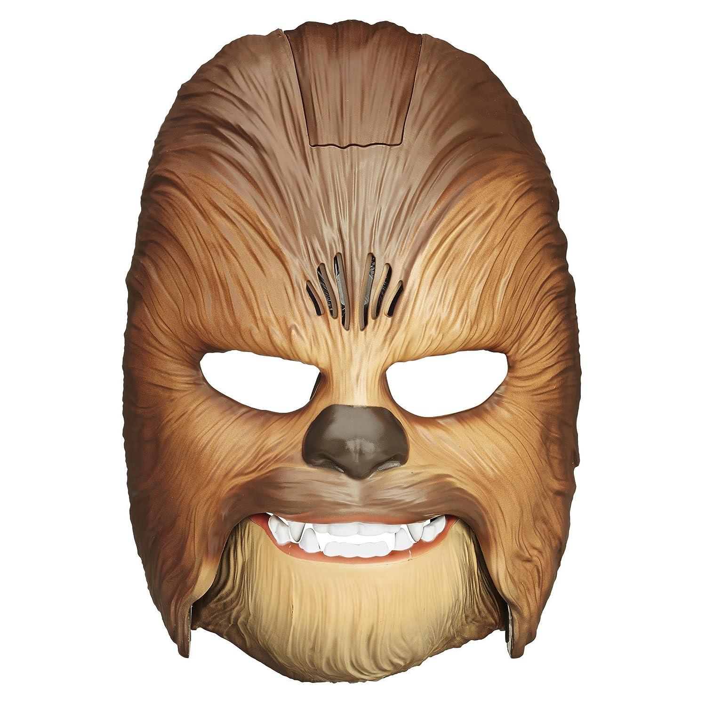 Amazon.com: Star Wars The Force Awakens Chewbacca Electronic Mask ...