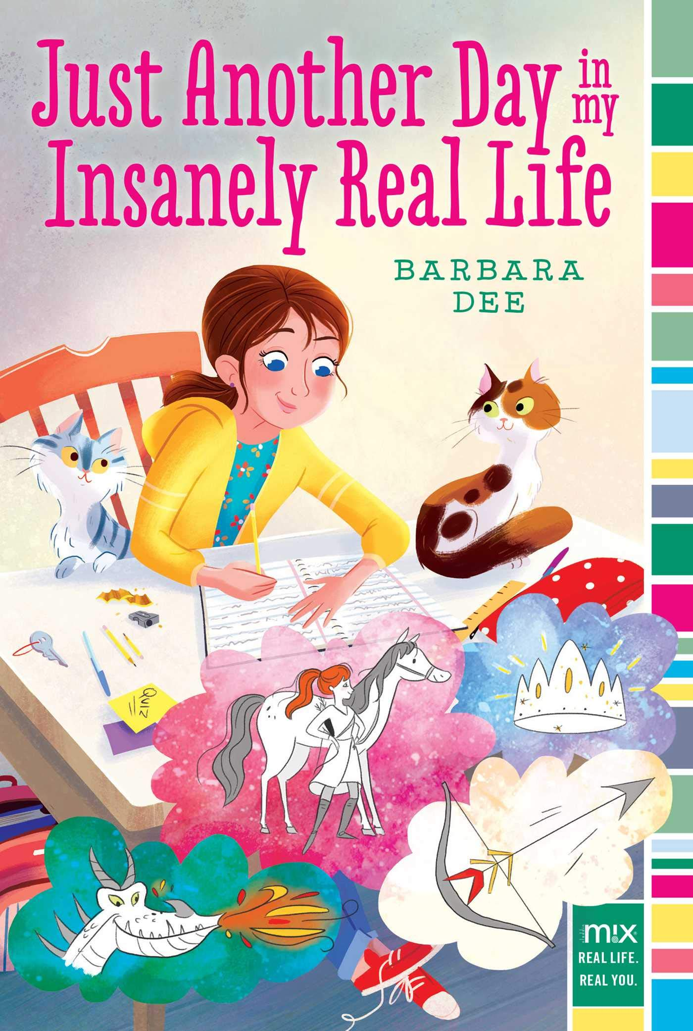 Download Just Another Day in My Insanely Real Life (mix) ebook