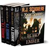 The NightShade Forensic Files: The Complete Series: Under Dark Skies, Fracture Five, The Atlas Defect, Echo and Ember