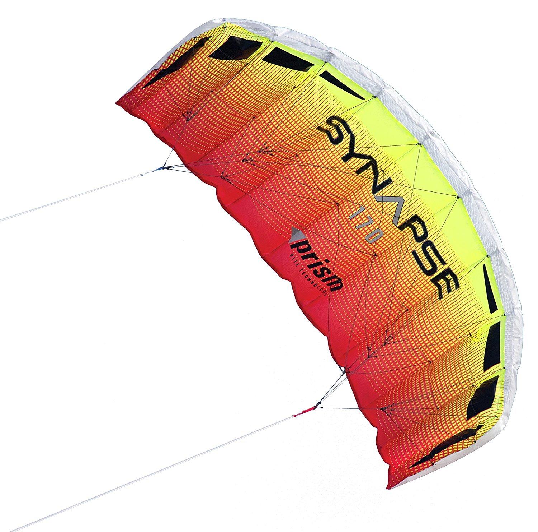 Prism Synapse Dual-line Parafoil Kite, 170 by Prism Kite Technology
