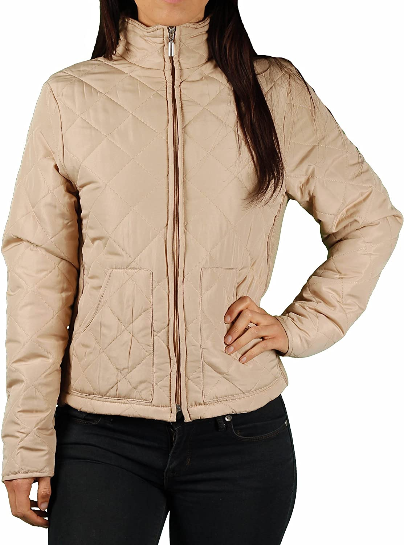 Jane Ashley Misses Quilted Jacket