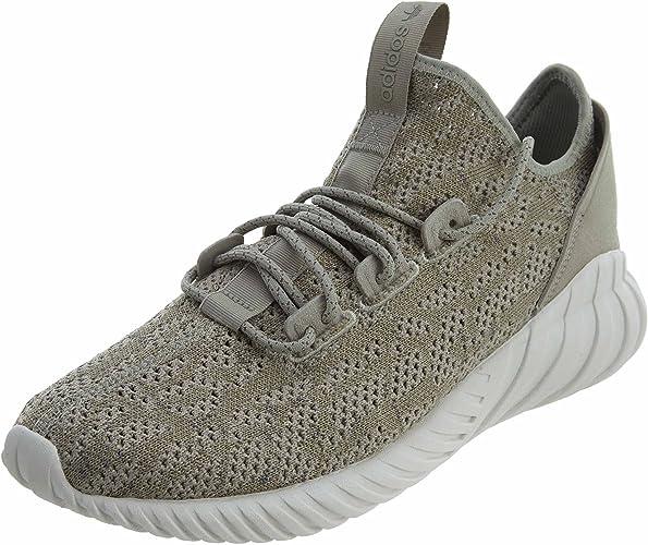 adidas Herren Tubular Doom Sock Primeknit Hohe Sneaker