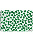 TooLoud Find the 4 Leaf Clover Shamrocks Placemat All Over Print