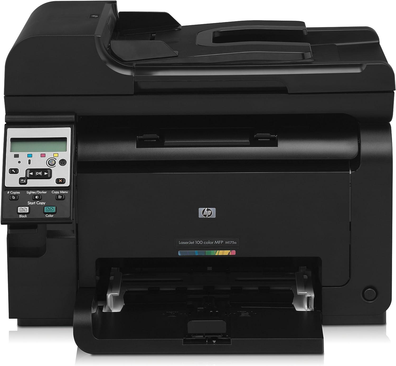 Hp Laserjet Pro 100 M175a All In One Farblaser Computer Zubehör