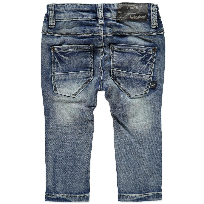 Fb Babyface Jungen Jeans Joggjeans Slim fit 6107201 Blue denim