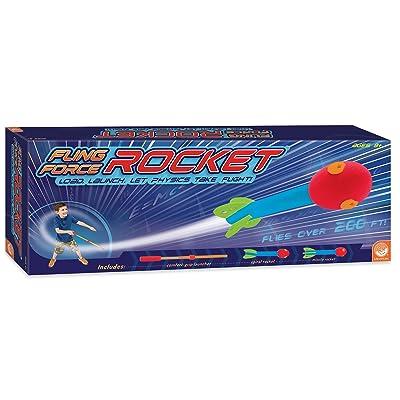 MindWare Fling Force Rocket Toy: Toys & Games