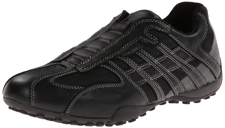 Geox Sneaker UOMO SNAKE K Uomo BlackLead 40 EU