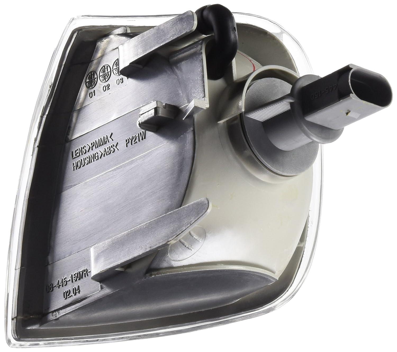 Van Wezel 4903910 Intermitentes para Autom/óviles blanco