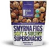 Made in Nature Organic Super Snacks Calimyrna Figs, 20 Ounce