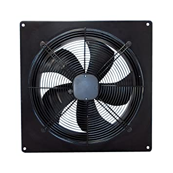 Airtech Commercial Extractor Blower Ventilation Plate Fan 4Pole