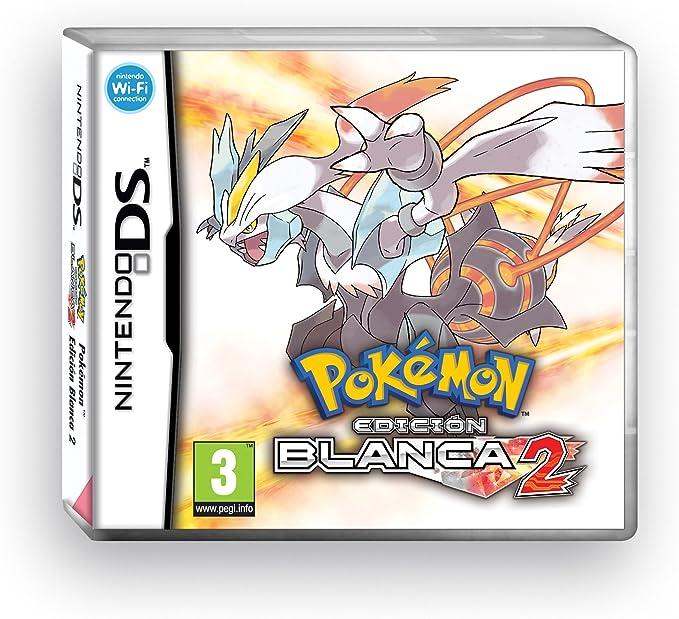 Pokémon: Edición Blanca 2: Amazon.es: Videojuegos
