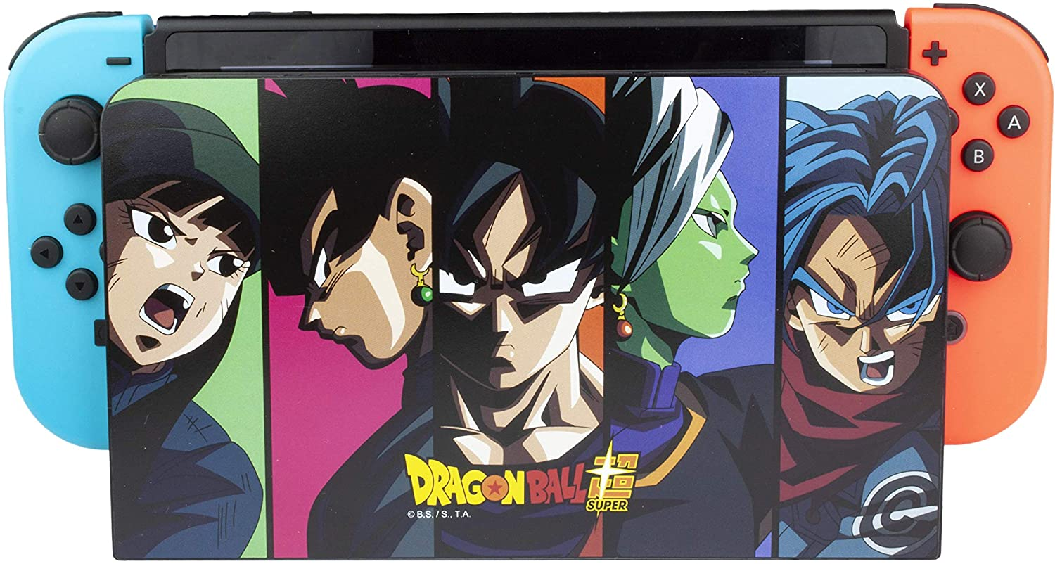 FR·TEC - Switch Dock Cover Dragon Ball Super - Nintendo Switch ...