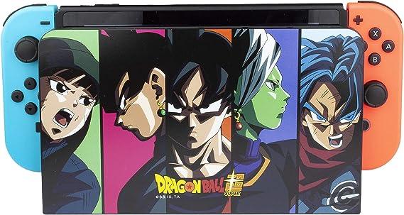 FR·TEC - Switch Dock Cover Dragon Ball Super - Nintendo Switch ...