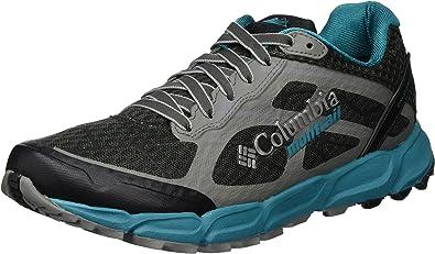 Columbia Caldorado II Outdry, Zapatillas de Running para Asfalto para Mujer, Gris (Dark Grey, Sea Level), 41.5 EU: Amazon.es: Zapatos y complementos