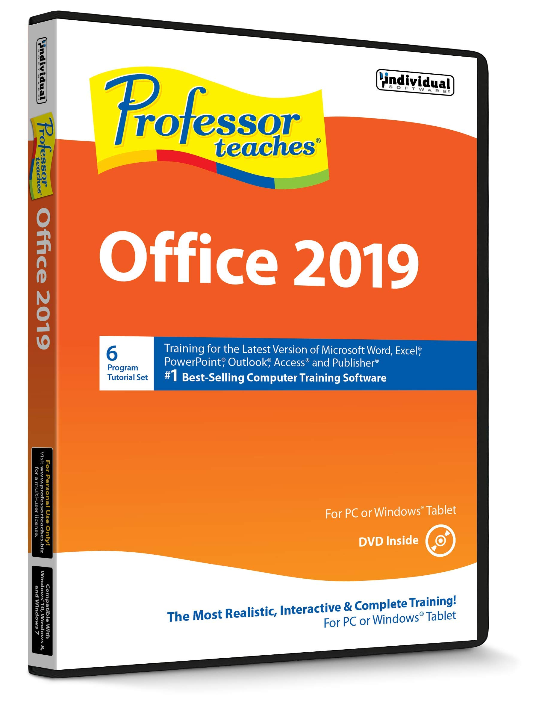 Professor Teaches Office 2019 by Individual Software