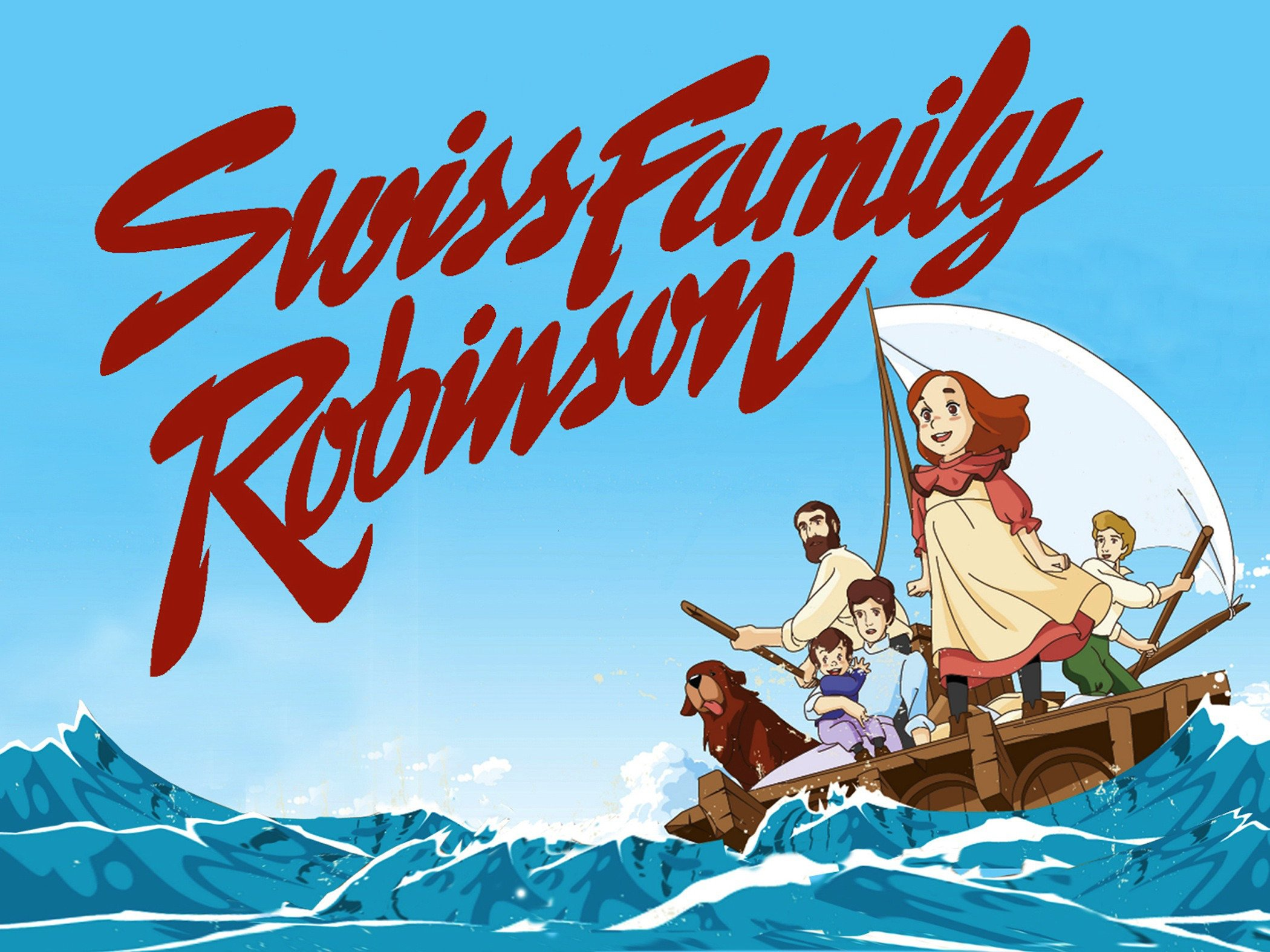Watch Swiss Family Robinson Prime Video