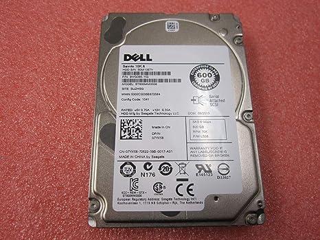 Dell Y2K6T 600GB 10k 2.5 64MB SAS-6Gb//s HDD