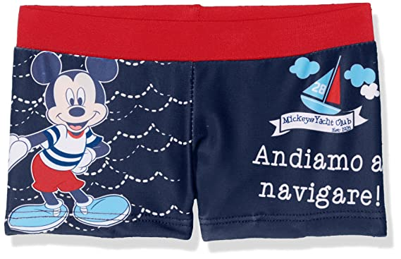 78c3fea50d Disney Baby Boys' 45204/AZ Swimwear Set, (Blue/Blu 780), (Sizes:18 ...