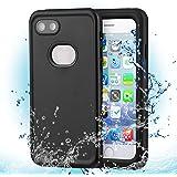 iPhone 7 / 8 Waterproof Case, Full Sealed Dry Cover Multifunctional [Heavy Duty] Underwater/ Shockproof/ Dirtproof/ Snowproof Cell Phone Case for Apple iPhone 7 / 8