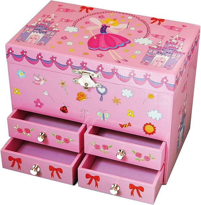Original Trousselier Paris - Caja de música para bebé (Trousselier S190939) , color/modelo surtido: Amazon.es: Juguetes y juegos