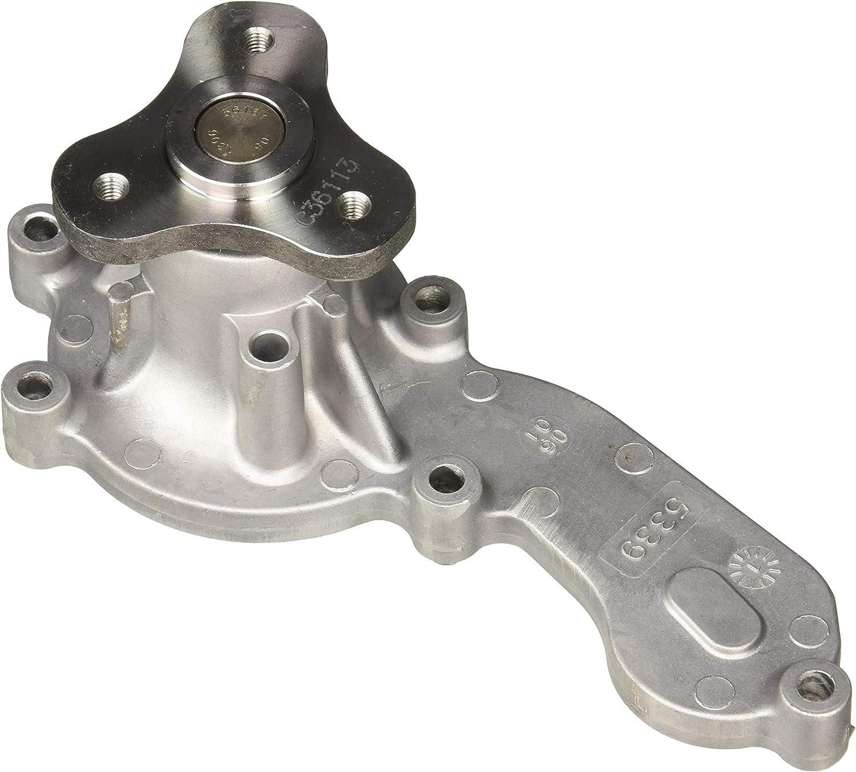 Gates 42036 Water Pump New-Wpump-2013-09 Honda Fit 4-Cyl. 1.5 L