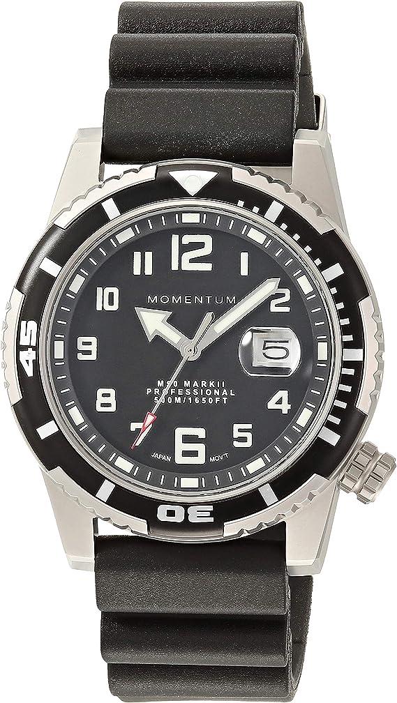Momentum Men's M50 Wristwatch | 500m/1650ft Water Resistant | Sapphire Crystal | Ultra Tough