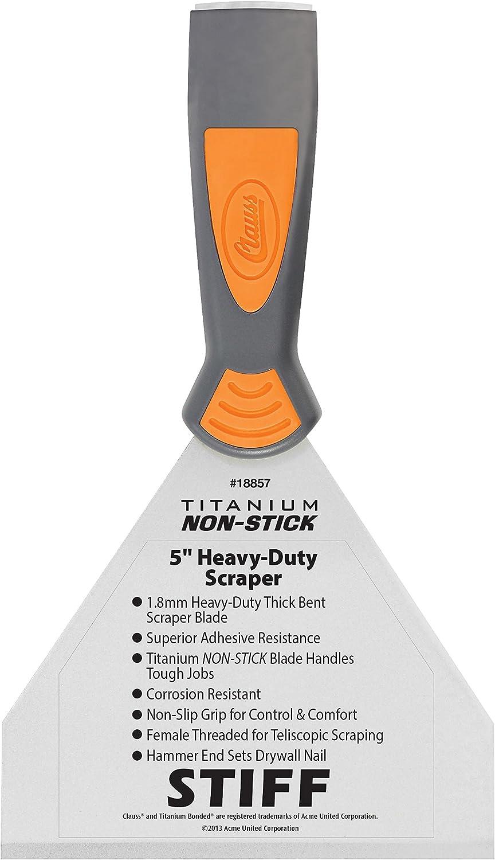Heavy Handle 5 In 1 Scraper