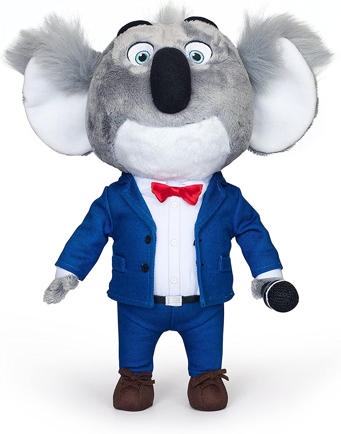 Amazon Com Sing Movie Plush Buster 11 5 Toys Games