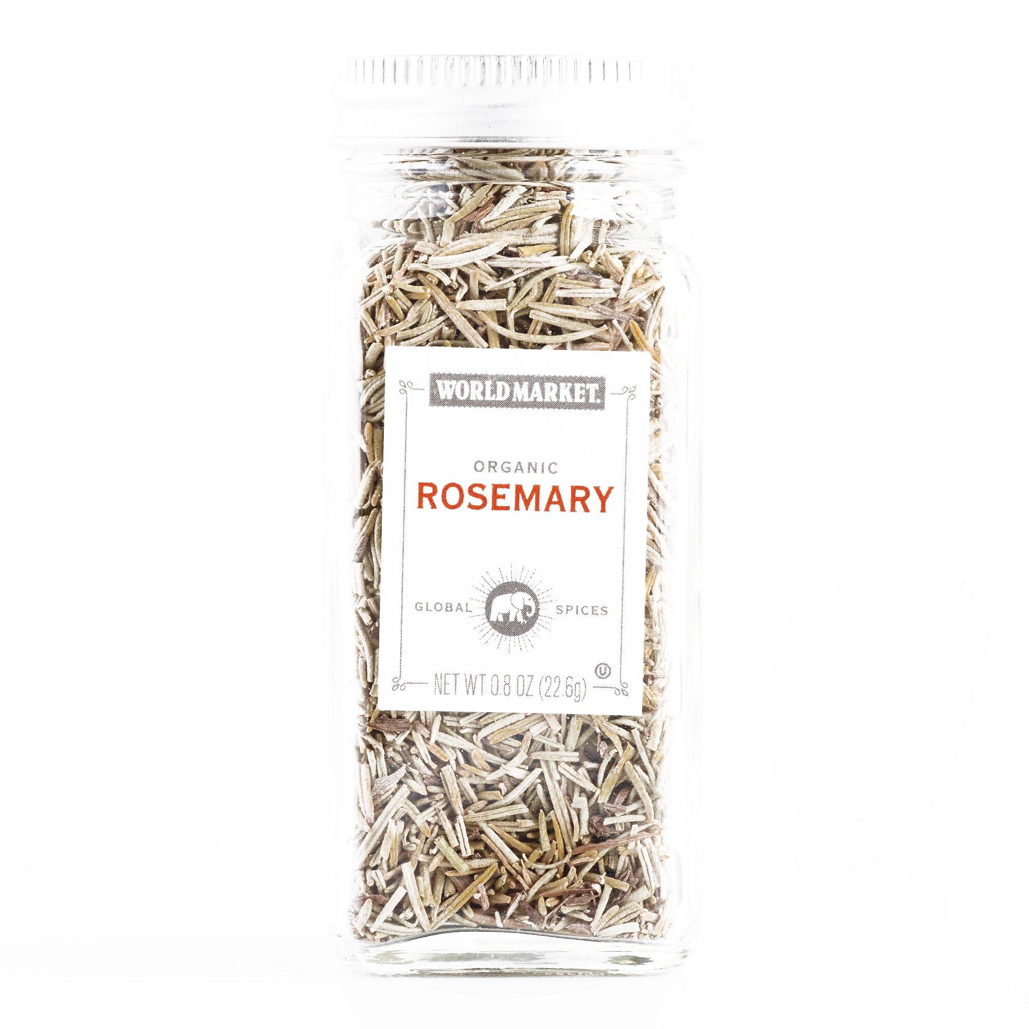 Rosemary .8 oz each (3 Items Per Order, not per case)
