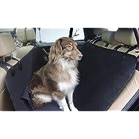 Hondendeken deelbaar voor uw auto, duurzaam, waterdicht MY BACK SEAT PROTECTOR TO GO beschermend deken met praktische…