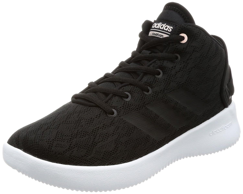 Schwarz(Negbas   Negbas   Roshel) adidas Damen Cf Refresh Mid W Fitnessschuhe