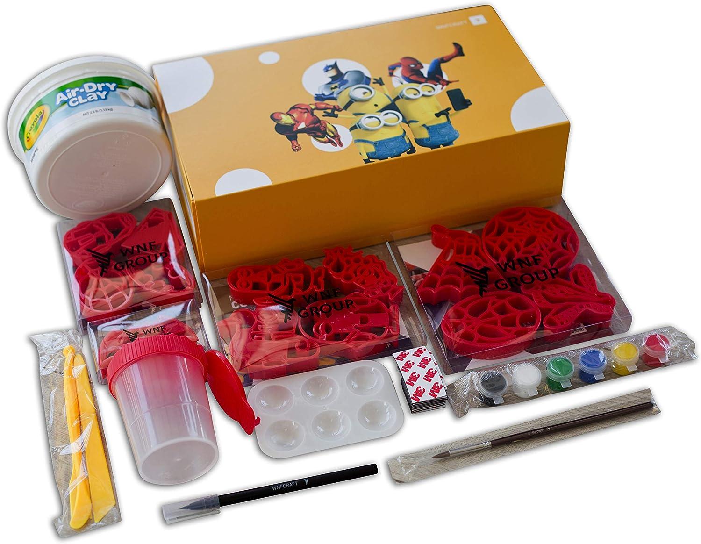 Couleur de votre propre Licorne Aimants de réfrigérateur enfants Craft Cadeau