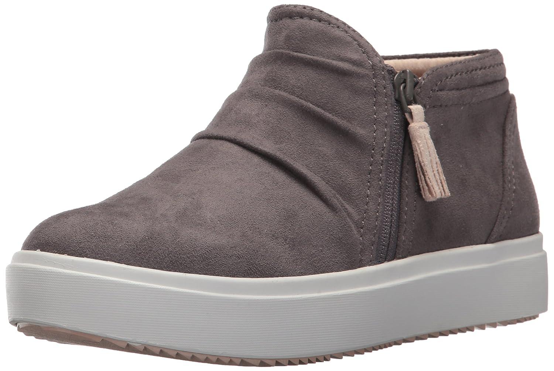 Dr. Scholl's Shoes Women's Wander Boot Ankle Bootie B071L7F4FY 9 B(M) US Grey Microfiber