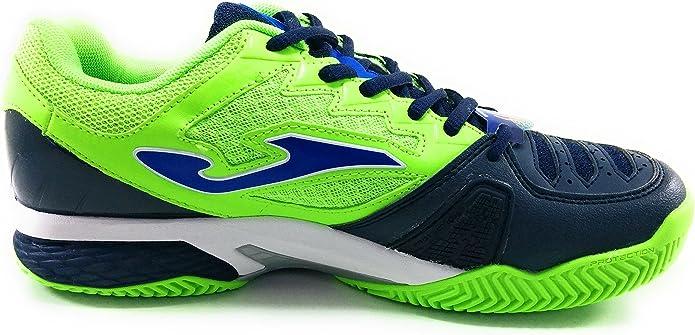 Joma T.Set Zapatillas Hombre Padel Tenis (44): Amazon.es: Zapatos ...