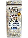 The Coffee Fool Very Fine Grind, Fool's House Italian Light, 10 Ounce