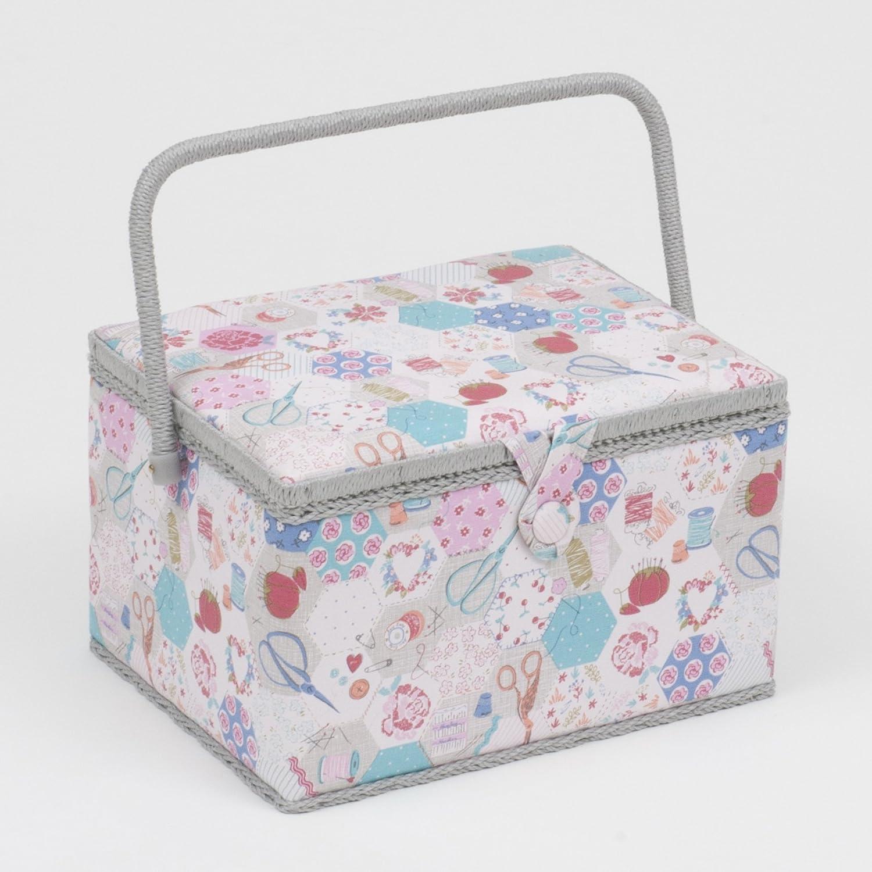 Grande boîte à couture/organiseur–Mercerie | Hobbygift Mrl \ 440| 24x 31x 20cm Hobby Gift