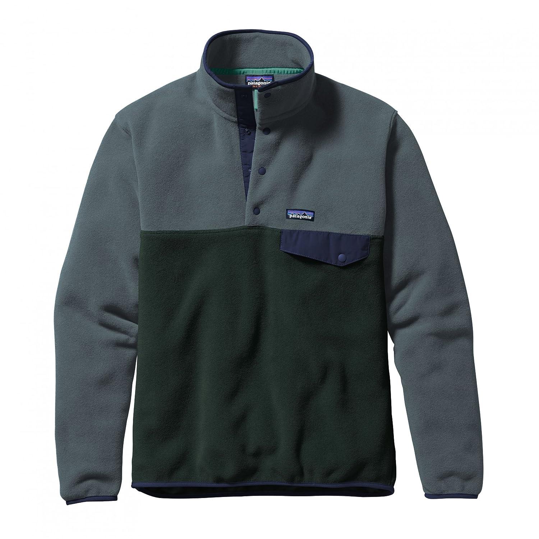 Herren Fleecejacke Patagonia Lw Synchilla Snap-T Fleece Pullover