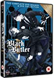 Black Butler Complete Series 2 Collection [DVD]
