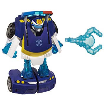 Amazon Com Playskool Heroes Transformers Rescue Bots Energize Chase