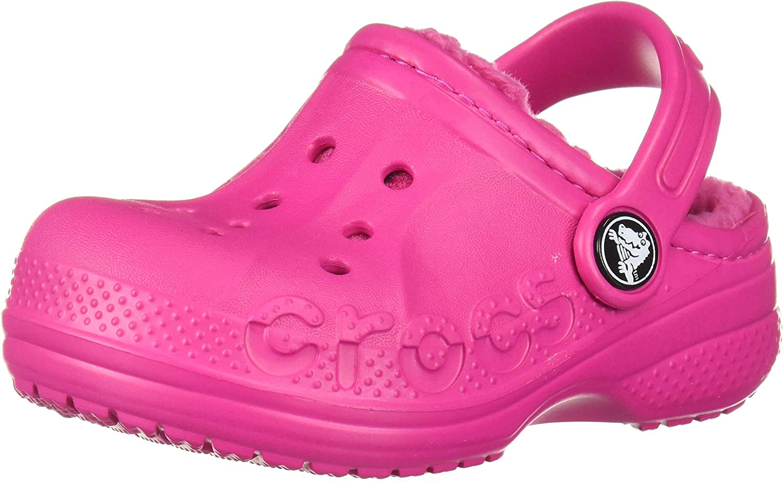 Neo Mint Toddler//Little Kid Crocs Baya Clog