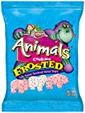 Keebler Animals, Cookies, Frosted, Bulk Size, 96
